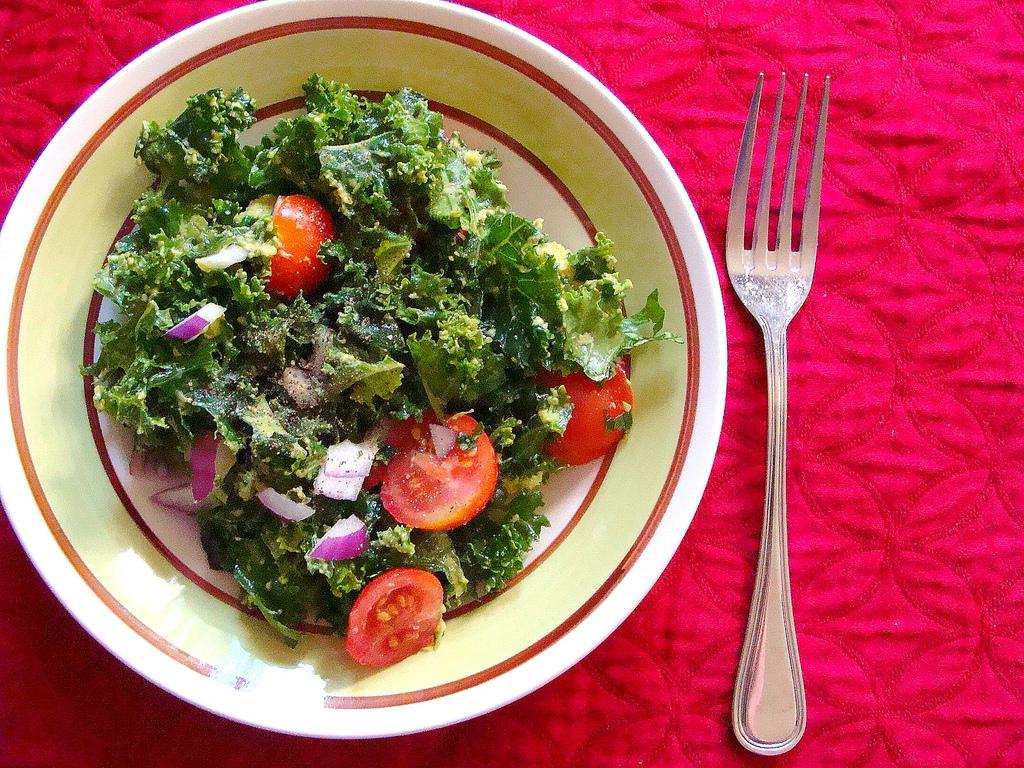 Kale Quinoa Salad Second Street Bistro - Williamsburg ...